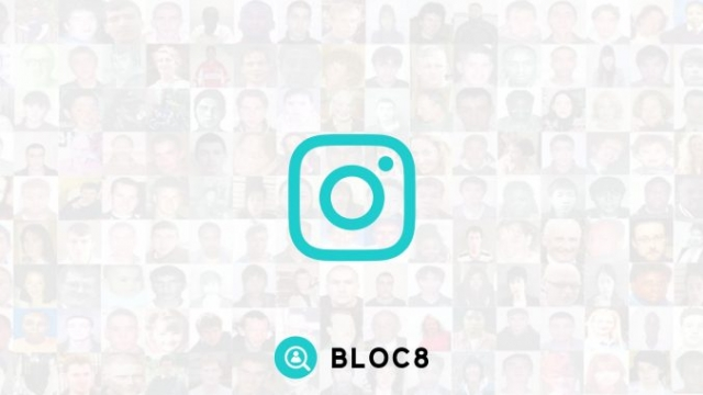 Follow BLOC8 on Instagram